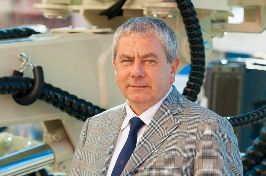 Renzo Comacchio, il nuovo presidente di Ucomesa
