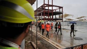 Crisi edilizia, da sola l'Italia pesa per la metà nel calo dell'occupazione Ue