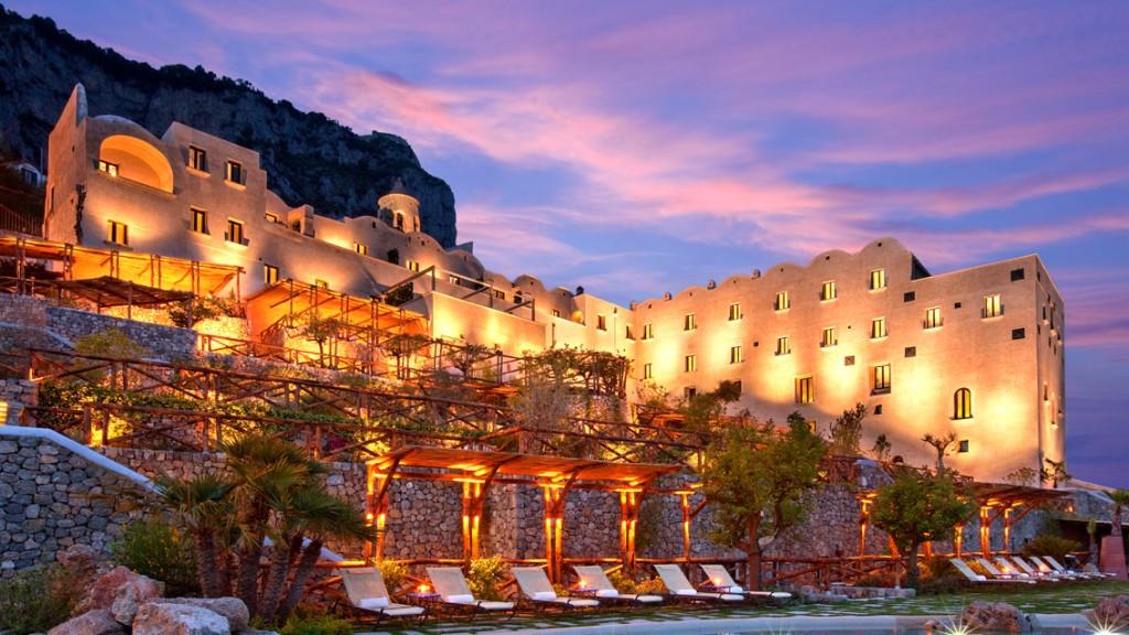 Il Monastero Santa Rosa Hotel & Spa ad Amalfi