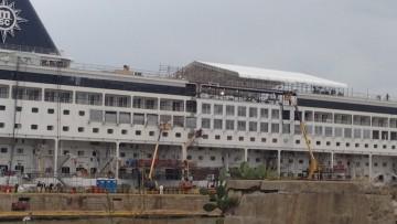 Fincantieri si affida a Pilosio per le maxi-coperture dei cantieri navali