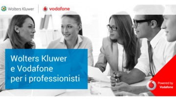 Vodafone: connessione su misura per i professionisti