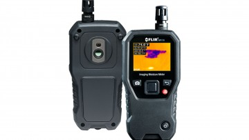 Da Flir Systems il nuovo igrometro Premium che rileva velocemente l'umidità nascosta