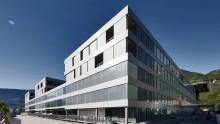 L'ospedale San Maurizio a Bolzano è il primo ospedale con certificazione CasaClima