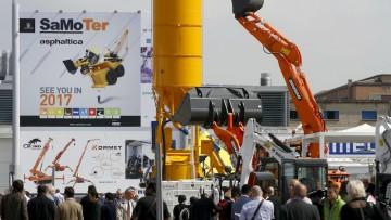 Macchine movimento terra: il settore vede la ripresa nel 2016