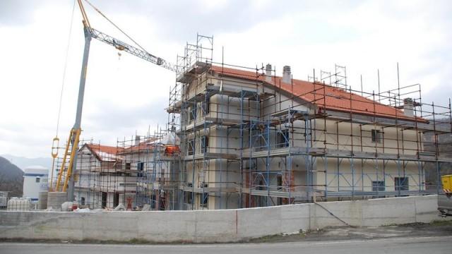 Istat, permessi di costruire: nel 1° sem. 2015 l'edilizia residenziale è in calo