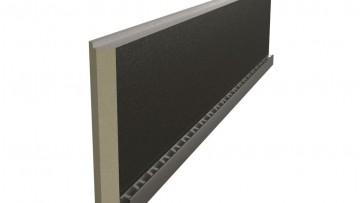 Isolamento dell'involucro edilizio: il nuovo pannello isolante Isotec Parete Black