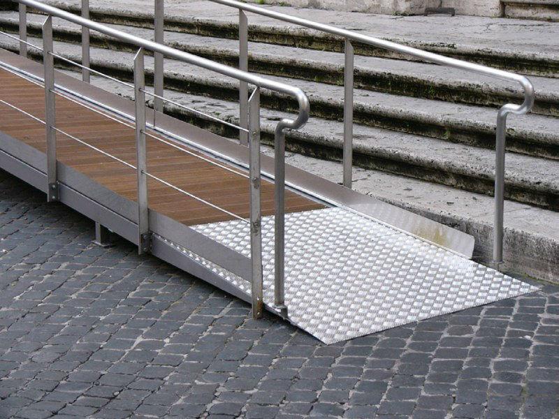 Barriere architettoniche sui beni vincolati quando consentita l 39 eliminazione - Bagno barriere architettoniche ...