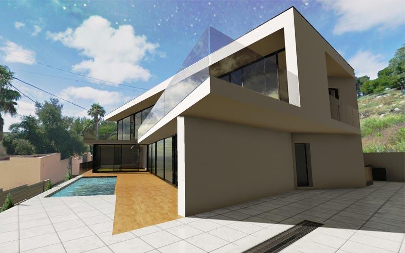Progettazione Esterni Casa : Edificius di acca è il bim software per la progettazione