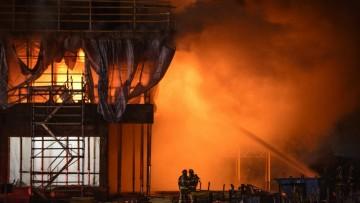 Le protezioni antincendio in cantiere