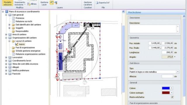 Sicurezza Cantieri: il software Namirial