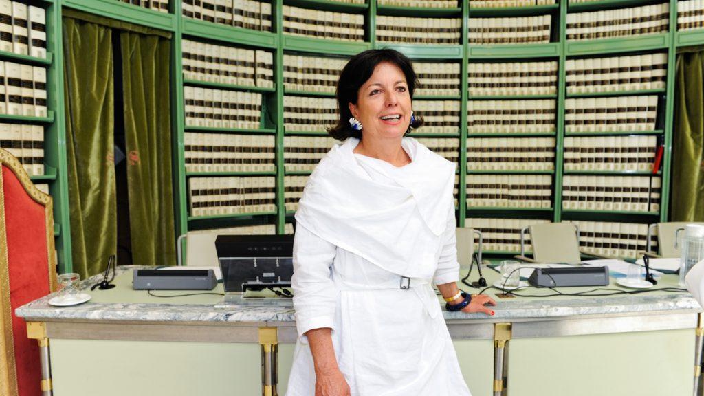 Federica Brancaccio, la nuova presidente di Federcostruzioni