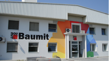 Pitture decorative per interni: Baumit presenta Divina