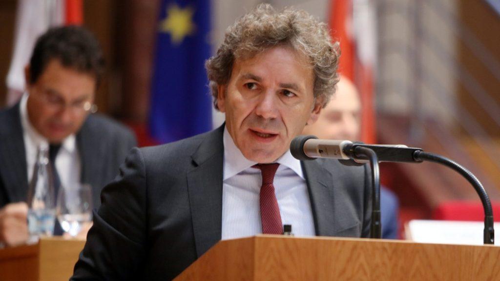 Gerardo Biancofiore, Presidente del Comitato estero dell'Ance