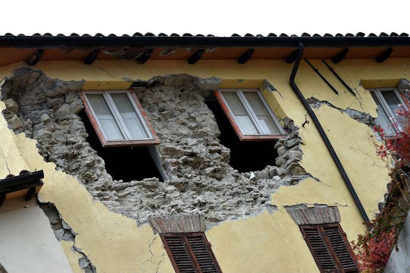 legge terremoto per le imprese