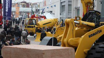 Samoter 2017 al via: Verona capitale delle macchine per costruzioni
