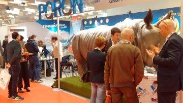 BigMarket 2017: grande successo di pubblico e una fortunata lotteria allo stand del Gruppo Poron